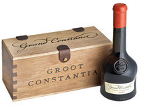 Grand Constance wine bottle (with IDESO)