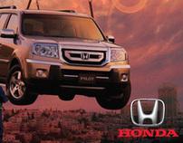 Honda ads