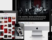 Grey Goose Hotel Noir Social Campaign