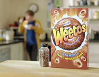 Weetos - For Breakfast and Beyond