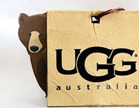 Ugg Beanie Hangtag