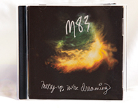 M83 Album packaging