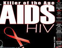 AIDS Poster || The Age Killer inspiration