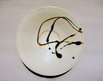 Porcelain bowls: Selected work 1979-80