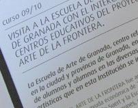 Escuela de Arte de Granada