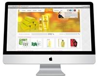 Wu Perfumaria - WebSite