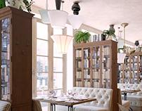 Chemodan restaurant
