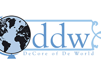 DeCore of De World Logo Design