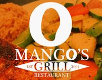 Mango's Grill Restaurant | Identity | Website