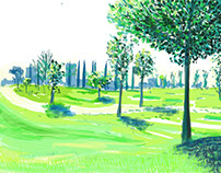 Parco delle sabine