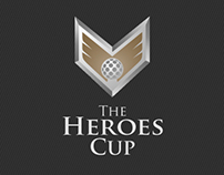 The Heroes Cup: Website & Corporate ID