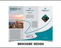 Tifold Brochure