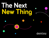 Dentsu : The Next New Thing