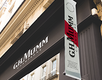 Maison G.H. Mumm / Branding
