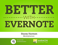 Better With Evernote Slide Deck