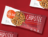 Sola Bar - Package Design