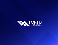 Fortis Football - Corporate Identity and Branding