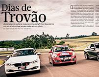 Dias de Trovão - Reportagem sobre Track Day no Brasil
