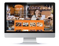 Oakwood Bakery Responsive eCommerce Web Design Project