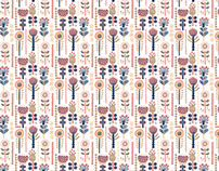 Pattern Design for a Minted.com Contest