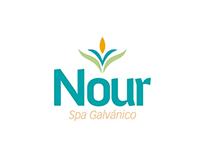 Branding | Nour Spa Galvánico