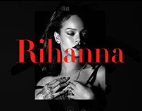Rihanna - Official website