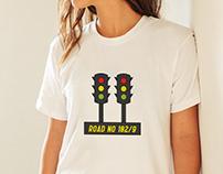 Female T-shirt Design