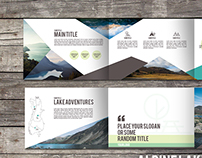 Alpine Lakes Broshure