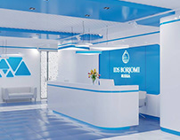 """IDC BORJOMI"" THE MAIN OFFICE OF"