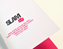 SLAM | Booklet