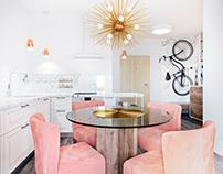Contemporary kitchen #2
