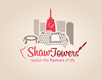 Shaw Towers Case Study : New Identity