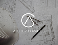 Atelier Covacich // Branding
