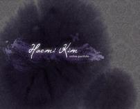 Haemi Kim Portfolio Site