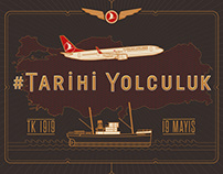 Turkish Airlines - Tarihi Yolculuk / TK1919