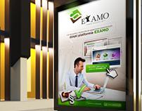 Examo.pl - poster design