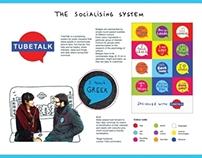 TubeTalk - RSA Student Design Award