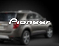 Pioneer Car Stereo Systems | Print ad