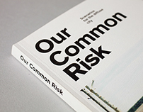 Our Common Risk. Scenarios for the diffuse city.