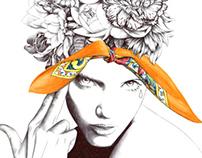 Dolce&Gabbana SS13 for Swide