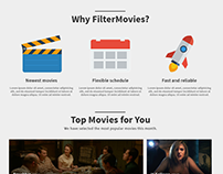 Filter Movies web application