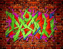 Graffiti Droovi
