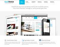 Goodchoice, WordPress Premium Multi Purpose Theme