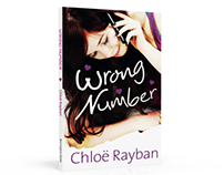 Wrong Number cover design