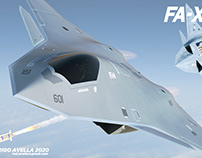 Sixth Generation F/A-XX Fighter - Upgrade