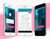 Chord Sheet App UI