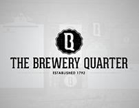 Brewery Quarter Rebrand