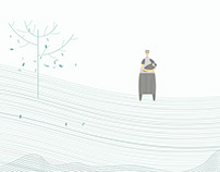 House on a Hill · Animation