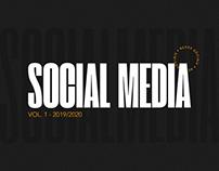 Social Media // Vol. 1 - Estáticos
