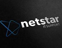 Netstar Branding